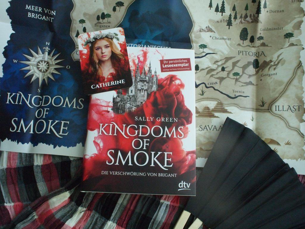 Sally Green - Kingdoms of Smoke: Die Verschwörung von Brigant