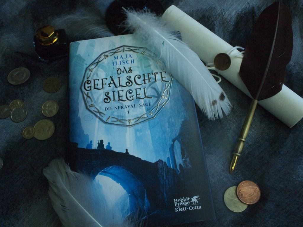Maja Ilisch - Das gefälschte Siegel (Die Neraval-Sage 1)