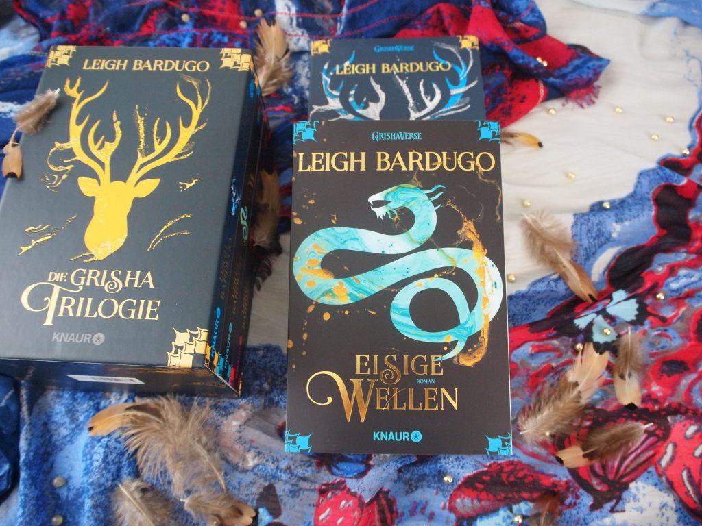 Leigh Bardugo - Grisha 02: Eisige Wellen