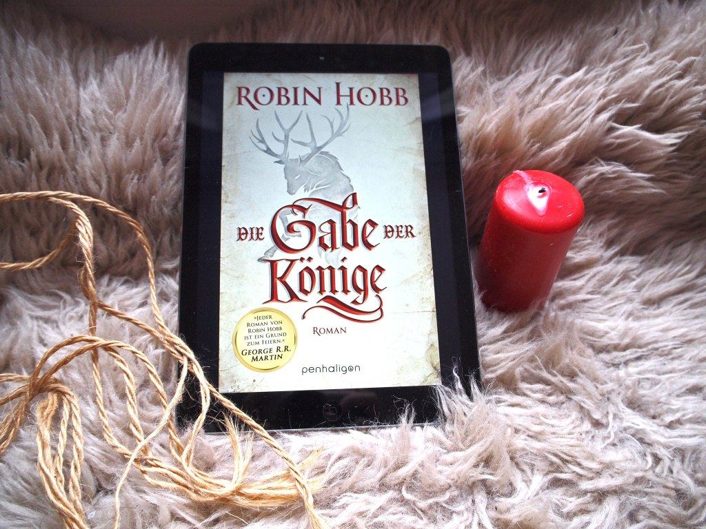 Robin Hobb - Die Gabe der Könige (Die Chronik der Weitseher 1)