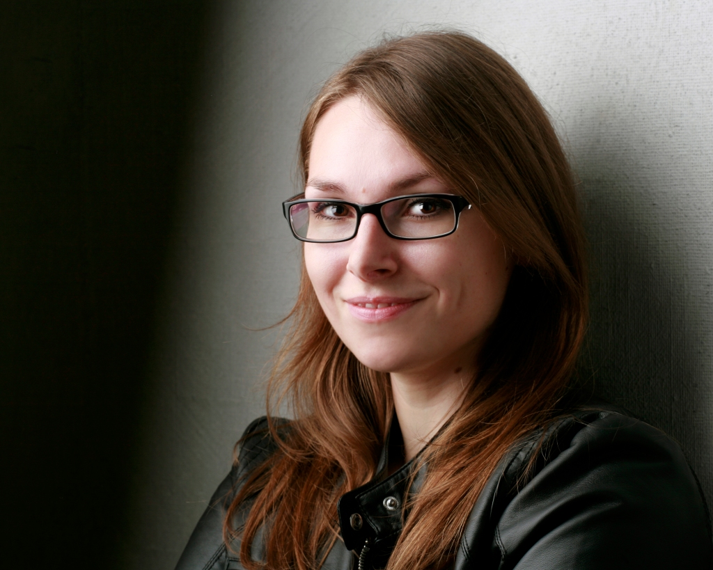 Autorin Tanja Hanika