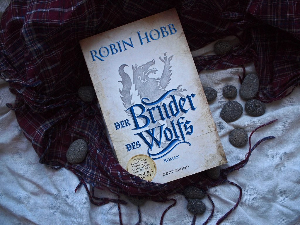 Robin Hobb - Der Bruder des Wolfs (Die Chronik der Weitseher 2)