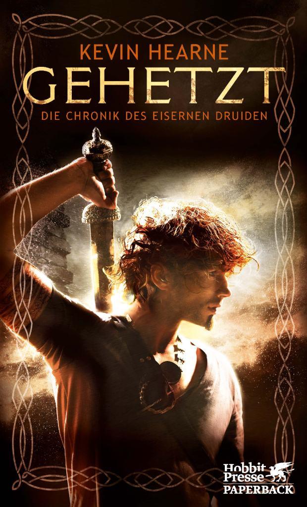 Kevin Hearne - Die Chronik des Eisernen Druiden 01: Gehetzt