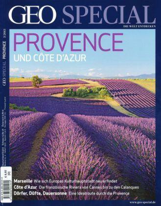 Geo Special Provence und Côte d'Azur