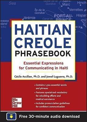 Cécile Accilien & Jowel C. Laguerre - Haitian Creole Phrasebook