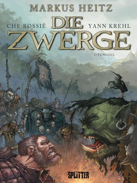 Markus Heitz - Die Zwerge 1: Tungdil (Comic)