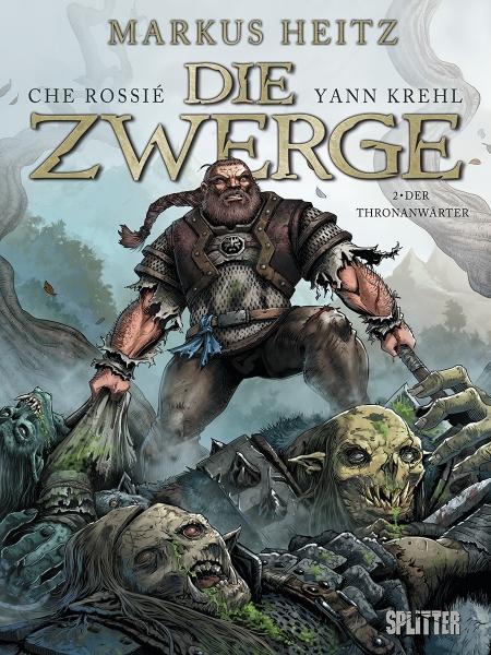Markus Heitz - Die Zwerge 2: Der Thonanwärter (Comic)