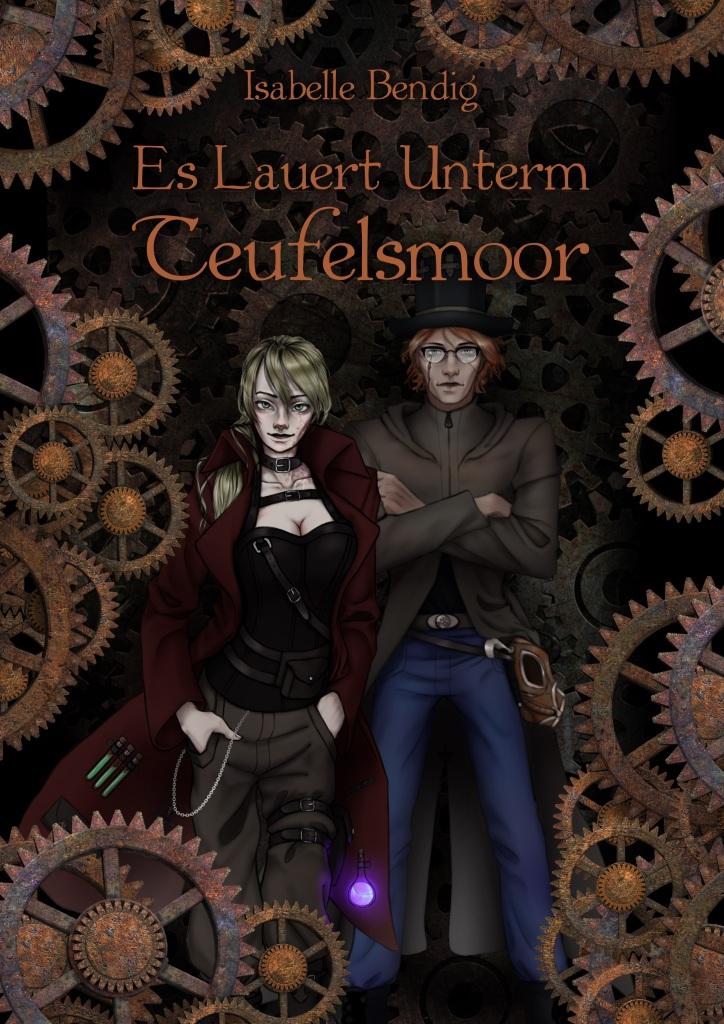 Es lauert unterm Teufelsmoor von Isabelle Bendig, Copyright Cover Robyn van Haase