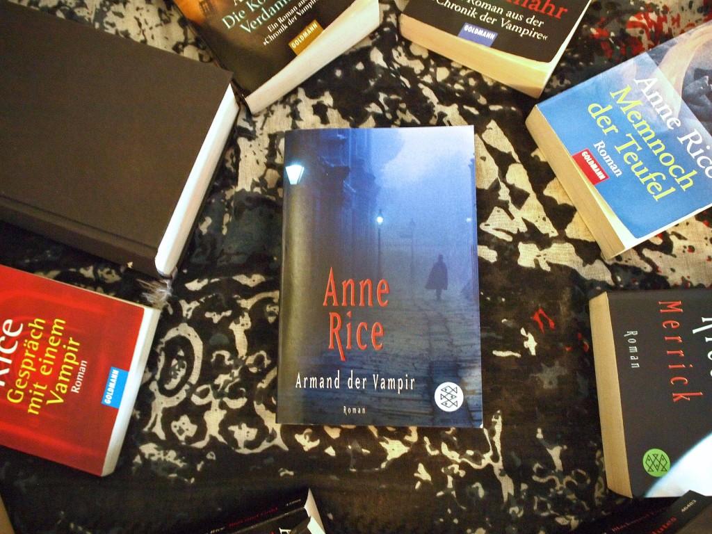 Anne Rice - Arman der Vampir (Chronik der Vampire 6)