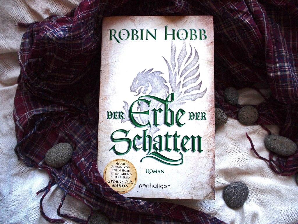 Robin Hobb - Der Erbe der Schatten (Die Chronik der Weitseher 3)