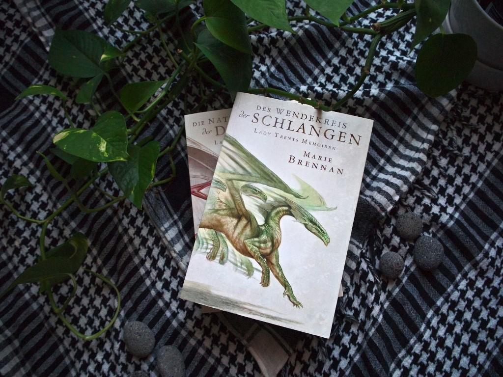 Marie Brennan - Lady Trents Memoiren 2: Der Wendekreis der Schlangen