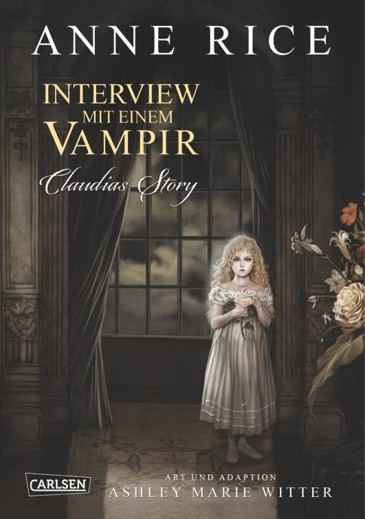 Anne Rice - Interview mit einem Vampir: Claudias Story (Graphic Novel)