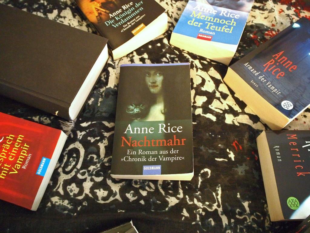 Anne Rice - Nachtmahr (Chronik der Vampire 4)