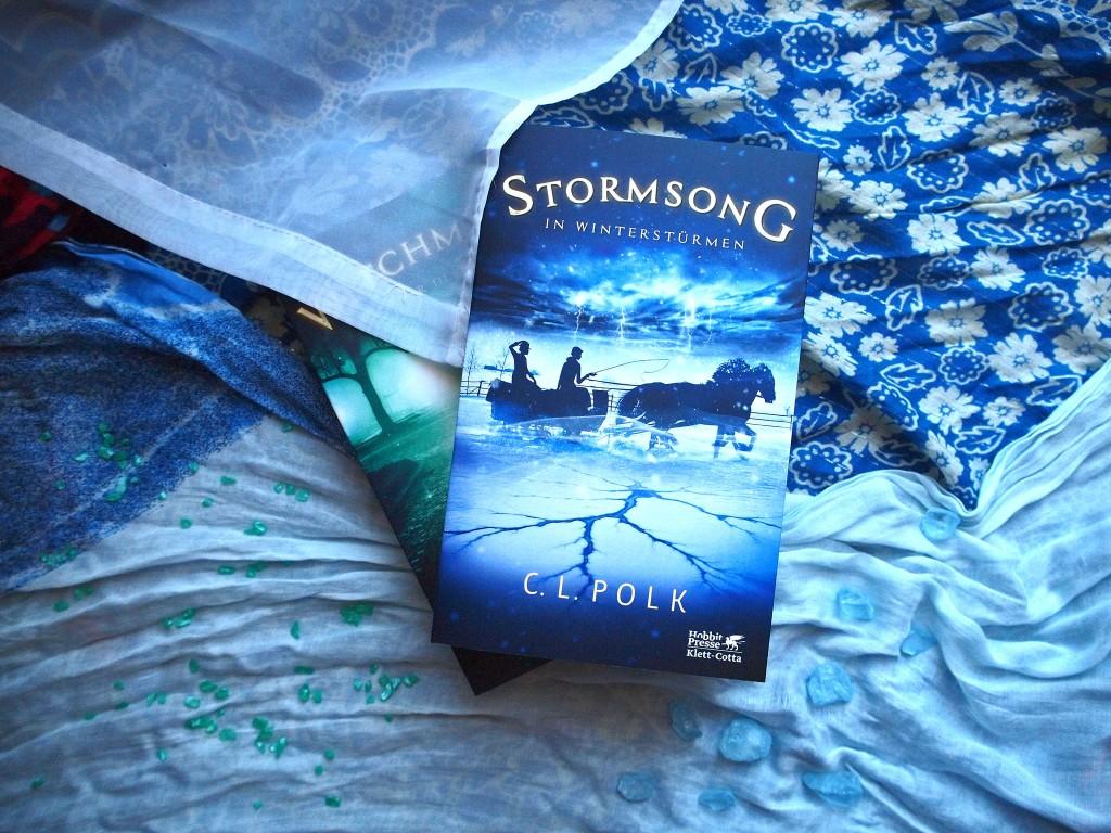 C. L. Polk - Stormsong: In Winterstürmen (Kingston Cycle 2)