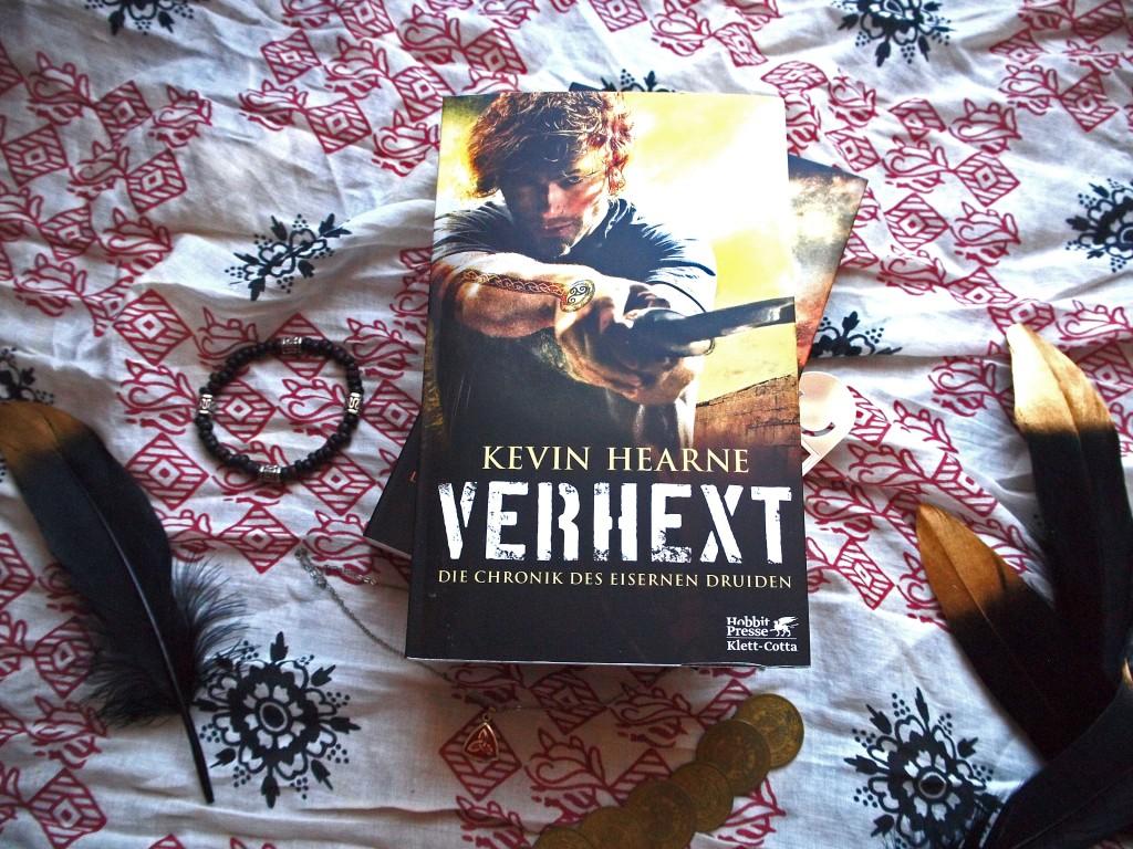 Kevin Hearne - Verhext (Die Chronik des Eisernen Druiden 2)