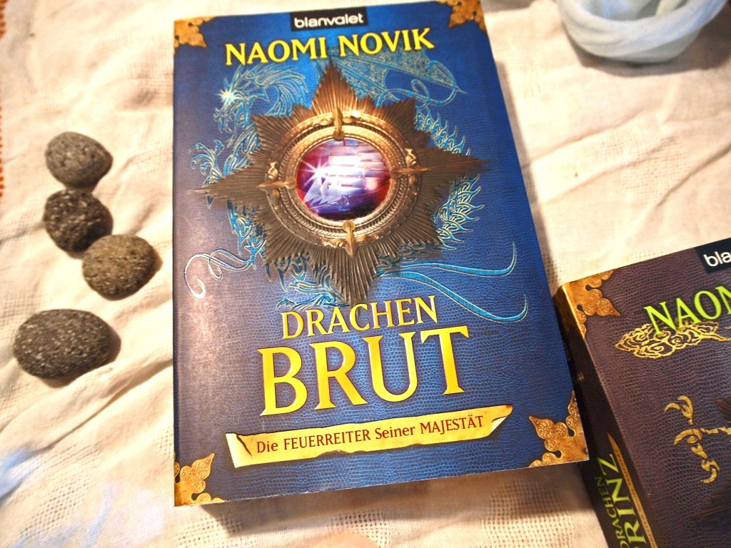 Naomi Novik - Die Feuerreiter Seiner Majestät 01: Drachenbrut