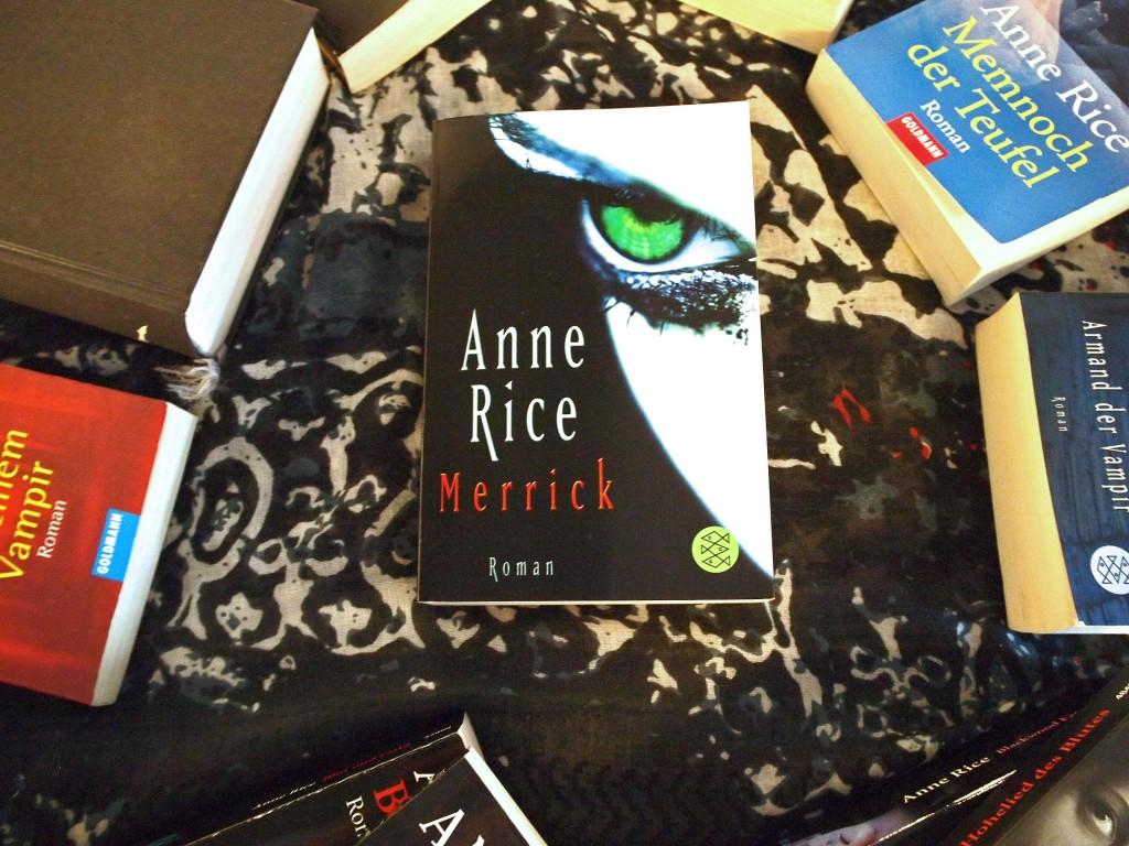 Anne Rice - Merrick (Die Chronik der Vampire 7)