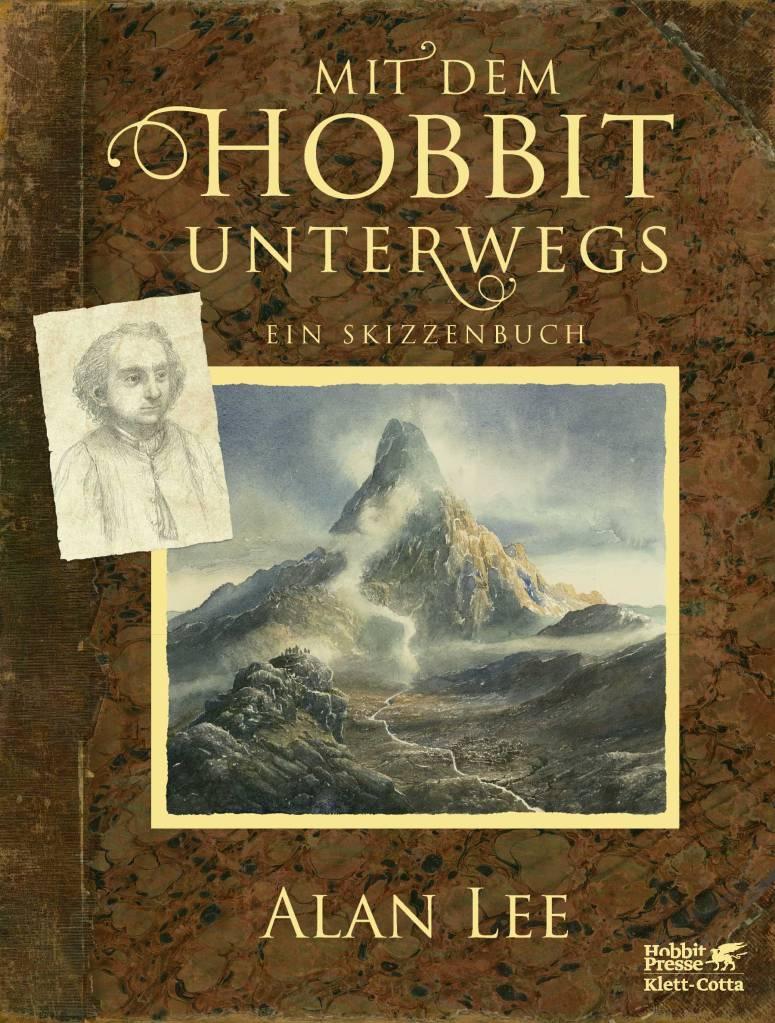 Alan Lee - Mit dem Hobbit unterwegs: Ein Skizzenbuch