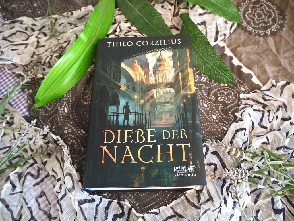 Thilo Corzilius - Diebe der Nacht