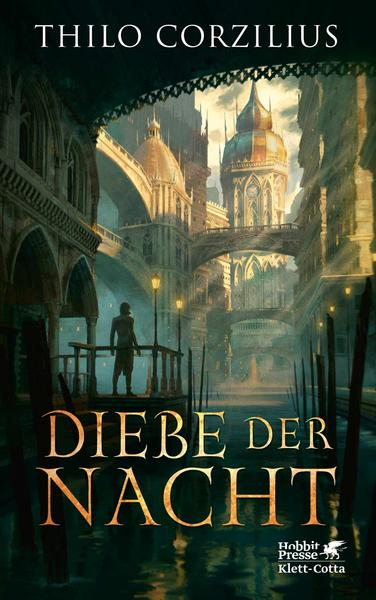 Thilo Corzilius veröffentlichte in der Hobbit Presse Klett-Cotta seinen Roman Diebe der Nacht