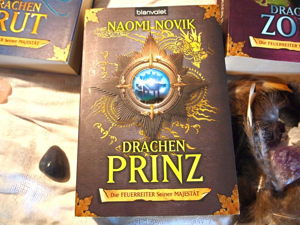 Naomi Novik - Drachenprinz (Die Feuerreiter Seiner Majestät 02)