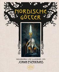 Nordische Götter von Johan Egerkrans