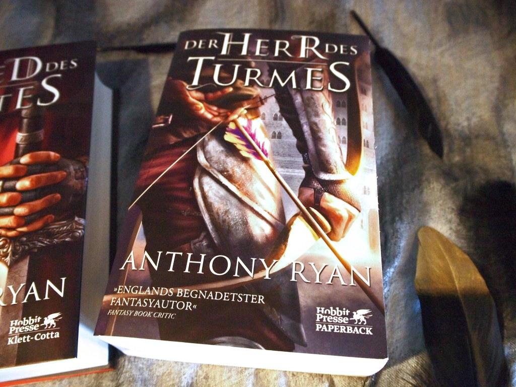 Anthony Ryan - Der Herr des Turmes (Rabenschatten 02)
