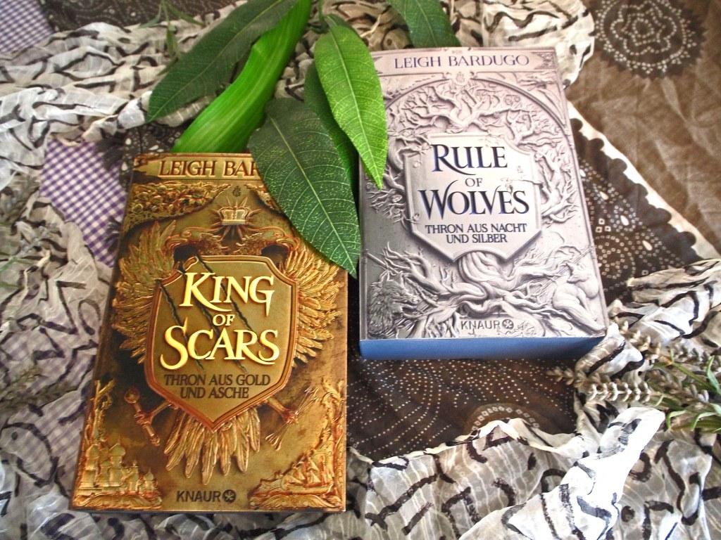 Leigh Bardugo - Rule of Wolves: Thron aus Nacht und Silber
