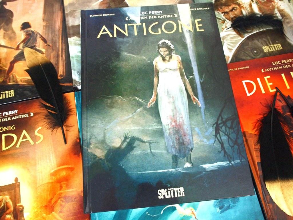 Mythen der Antike - Antigone (Luc Ferry)
