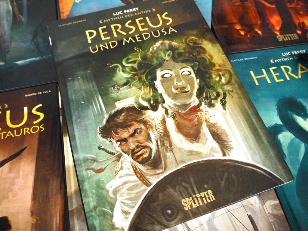 Mythen der Antike - Perseus und Medusa (Luc Ferry)