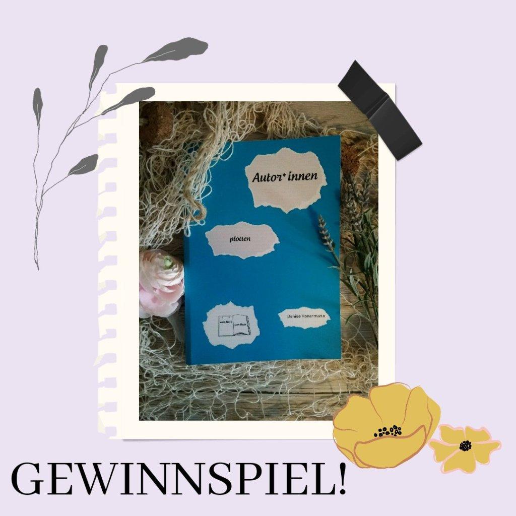 Das Autoren*innentagebuch von Denise Honermann, hier in der Plottversion
